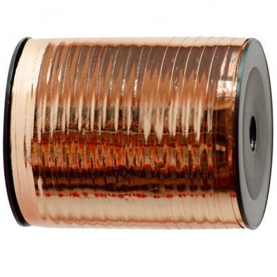 Bolduc métallique cuivre 7mm x 250m (x1) REF/1638