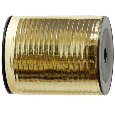 Bolduc métallique or 7mm x 250m (x1) REF/1638