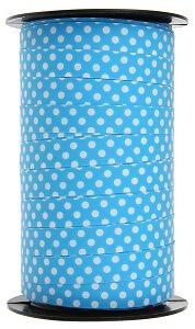 Bolduc pois bleu turquoise (x1) REF/4674