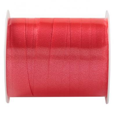 Bobine ruban bolduc rouge 7mm x 10m (x1) REF/6177