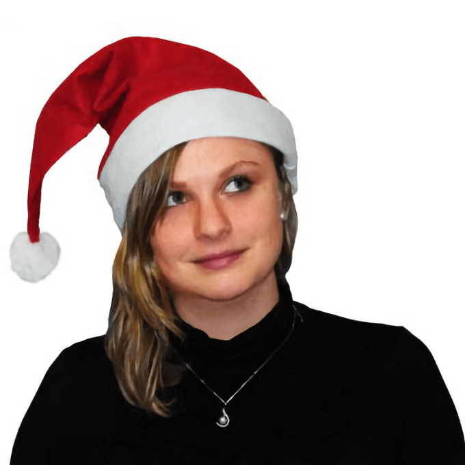 Bonnet de noel adulte 1