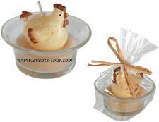 Bougie poulet de Pâques (x1) REF/100853