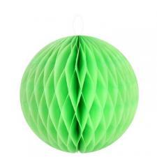 Boule décorative verte, 20cm (x2) REF/4365