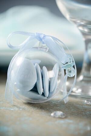 Boule transaprente 3