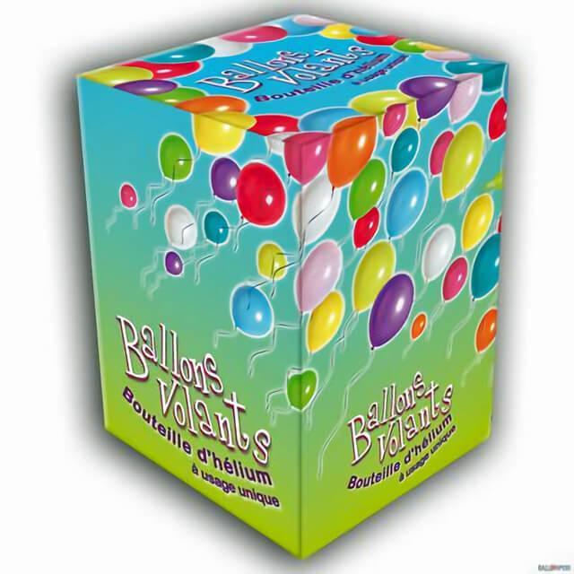 Bouteille helium de 0 4m3 pour ballons