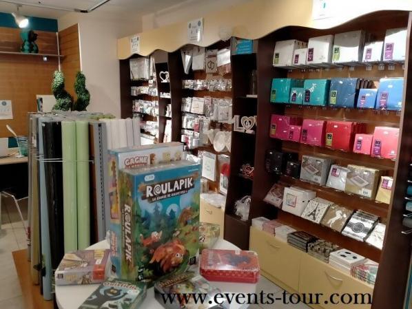 Boutique de fete cadeaux decoration events tour nord pas de calais