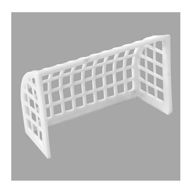 Cage blanche football