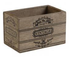 Cagette vintage: Naturel (x2) REF/5271