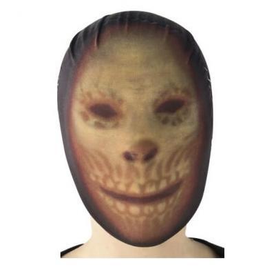 Cagoule Halloween fantôme extensible (x1) REF/28016