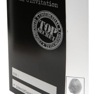 Carte agent spécial (x10) REF/70241