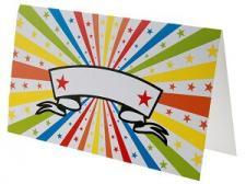 Carte cirque (x10) REF/4159