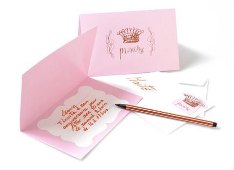 Carte princesse 2