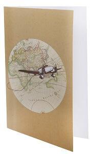 Carte voyage (x10) REF/4862