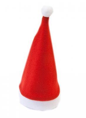 Centre de table bonnet de noël (x1) REF/DEC709