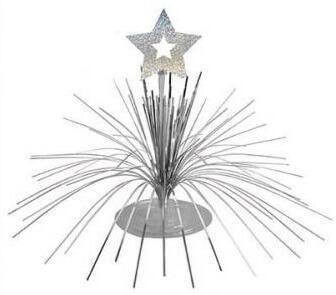 Centre de table étoile (x1) REF/CDT14