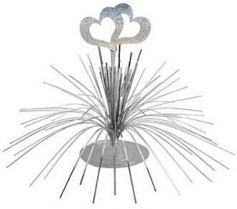 Centre de table mariage: Coeur (x1) REF/CDT13