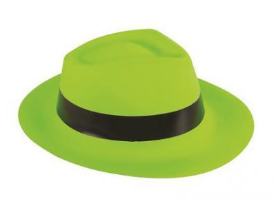 Chapeau Al Capone vert (x1) REF/52603