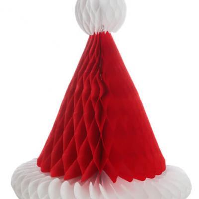 Chapeau du père Noël (x2) REF/5454