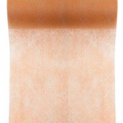Chemin de table in tissé corail 60cm x 10m (x1) REF/2810