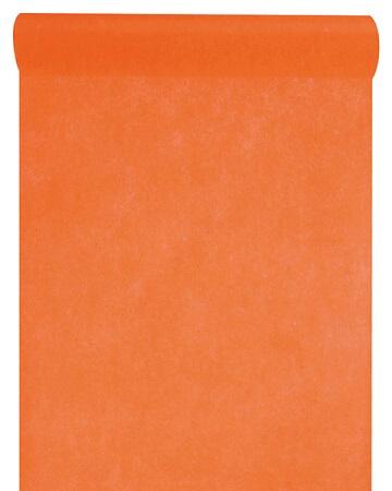 Chemin de table 60cm orange