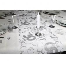 Chemin de table anniversaire: 30ans (x1) REF/CHT03