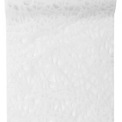 Chemin de table light blanc (x1) REF/4061