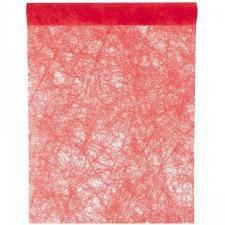 Chemin de table fanon rouge foncé (x1) REF/3586
