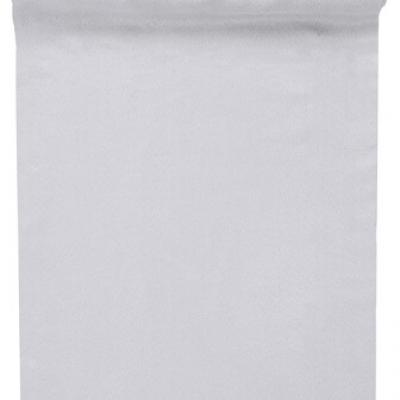 Chemin de table daim: Blanc (x1) REF/5230