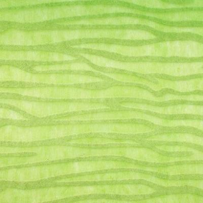Chemin de table écorce vert menthe (x1) REF/INT461