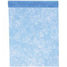 Chemin de table fanon bleu turquoise 30cm x 25m (x1) REF/4754