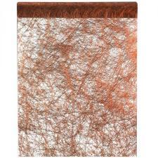 Chemin de table fanon cuivre 30cm x 25m (x1) REF/4755