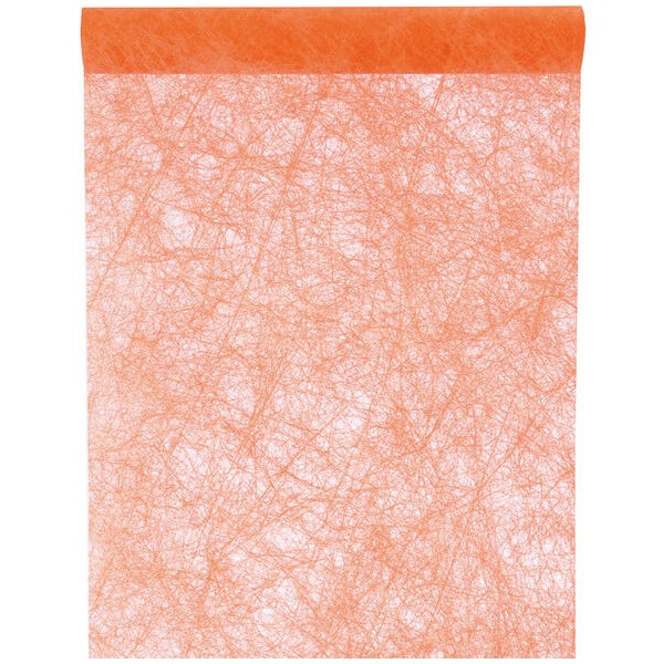 Chemin de table fanon 25m orange