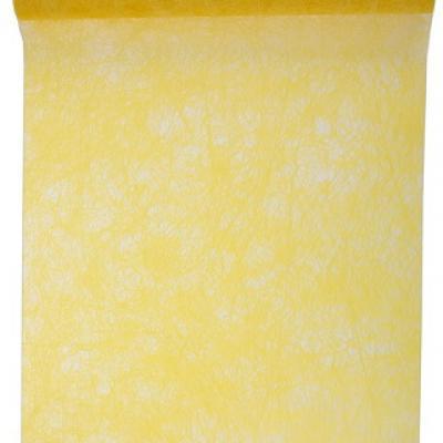 Chemin de table fanon jaune (x1) REF/3586