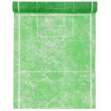 Chemin de table terrain de football vert 30cm x 5m (x1) REF/3832