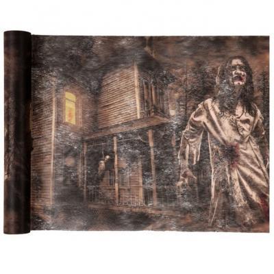 Chemin de table Halloween: Zombie (x1) REF/5888