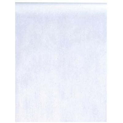 Chemin de table blanc 30cm x 10m (x1) REF/2810