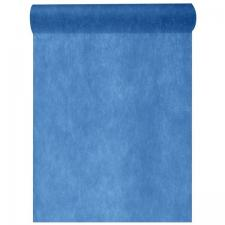 Chemin de table bleu marine 30cm x 10m (x1) REF/2810
