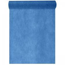 Chemin de table bleu marine 30cm x 25m (x1) REF/5696