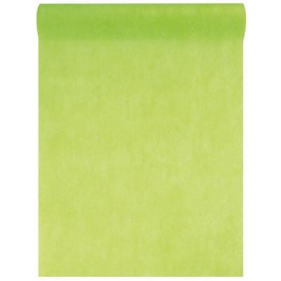 Chemin de table vert 30cm x 10m (x1) REF/2810