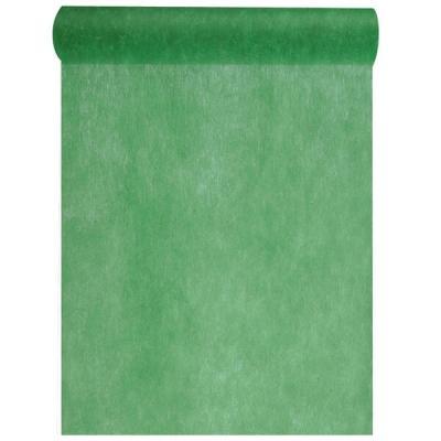 Chemin de table vert sapin 30cm x 10m (x1) REF/2810
