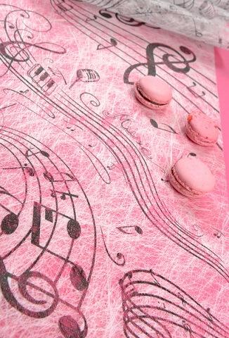 Chemin de table musique 3