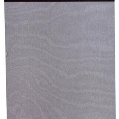 Chemin de table organdi noir (x1) REF/2934