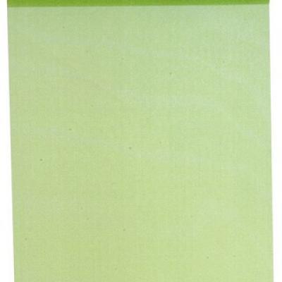 Chemin de table organdi vert (x1) REF/2934