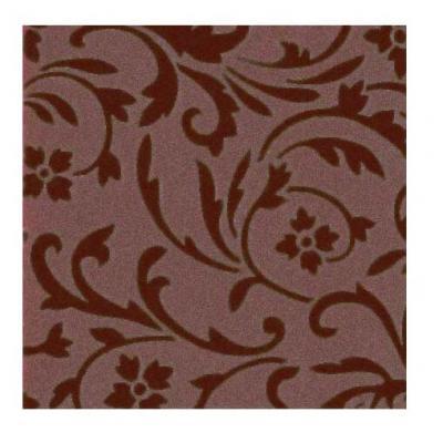 Chemin de table Taj Mahal chocolat (x1) REF/9708