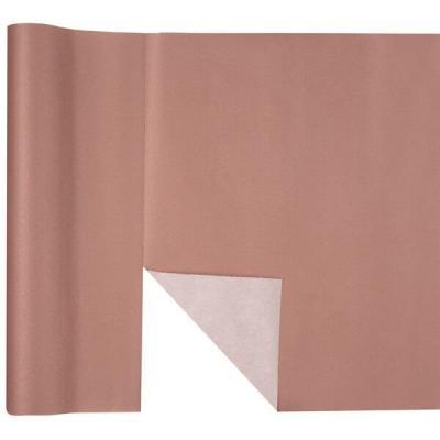 Chemin de table Airlaid rose gold prédécoupé (x1) REF/6809