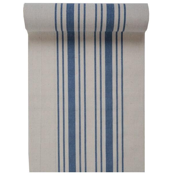 Chemin de table tradition bleu 1