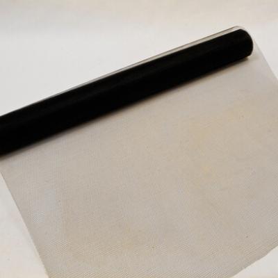 Chemin de table tulle noir, 50cm (x1) REF/TUN205