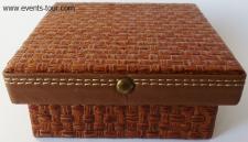Coffret carré camel (x1) REF/32287
