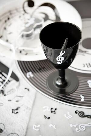 Confetti musique 1
