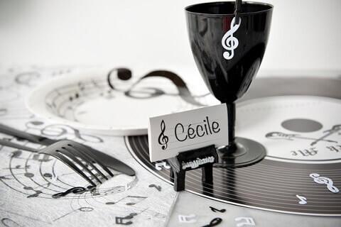 Confetti musique 3